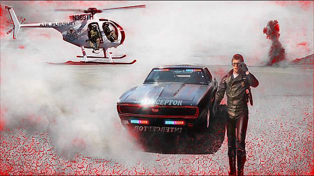 Deadly Pursuit by Michael Cleere