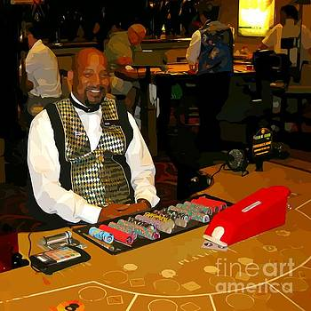 John Malone - Dealer in Las Vegas Casino