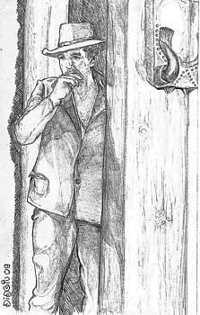 Dean Martin by Didier DidGiv