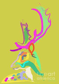 Dear Deer by Go Van Kampen