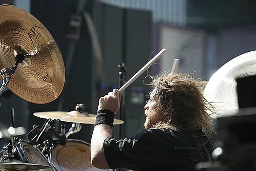 Chuck Kuhn - Death Angels Drummer