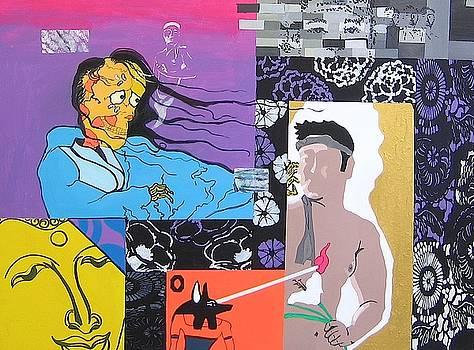 Death of an Artist by Takayuki  Shimada