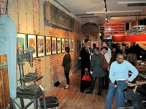 Dec 09  The Good  Bad and Ugly  Opening Night by Johny Deluna