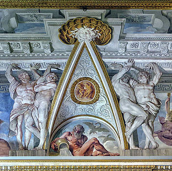 Decorative Ceiling by Dave Mills