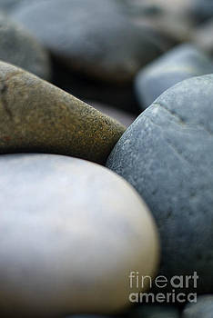 Decorative Stones II by Eyzen M Kim