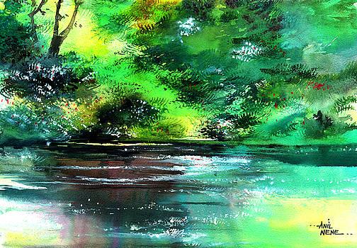 Deep 2 by Anil Nene