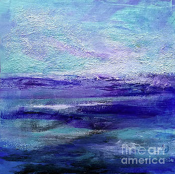 Deep Blue by Betty Pinkston