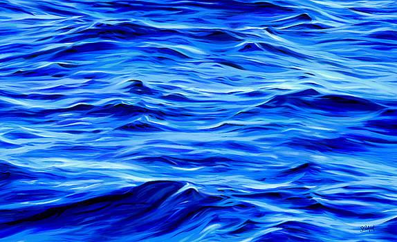 Deep Blue by Sue  Brehant