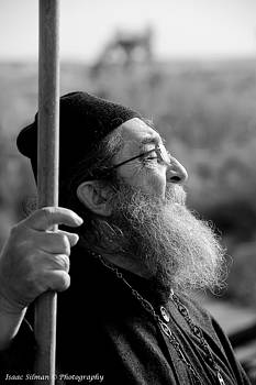 Isaac Silman - Deep Pray Orthodox priest Jericho