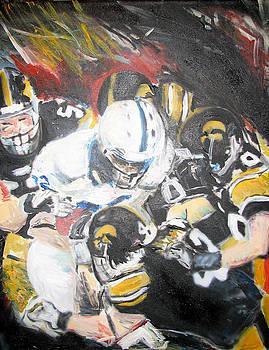 Jon Baldwin  Art - Defense Depiction Number 2
