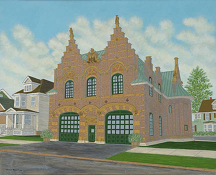 Delaware Hook and Ladder by David Hinchen
