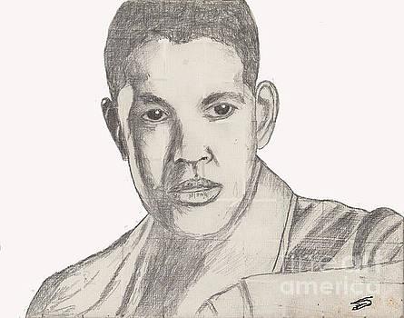 Denzel Washington by David Jackson