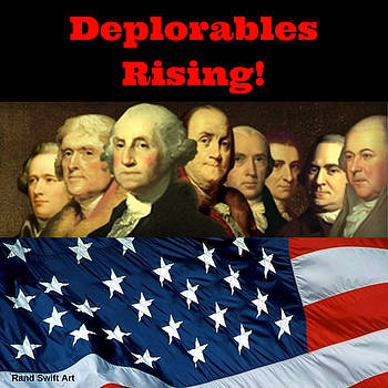 Deplorables Rising by Rand Swift