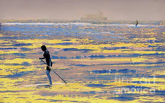 Deporte de Mar by Alfonso Garcia