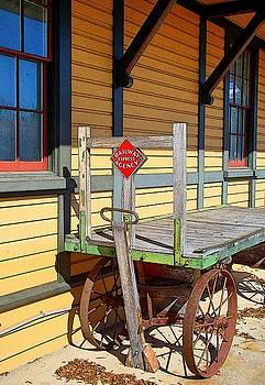 Depot Cart by Rodney Williams