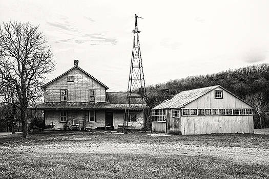 Depression Era Farmstead by Dan P Brodt Photography
