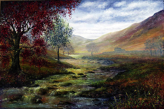 Derbyshire Secret by Ann Marie Bone