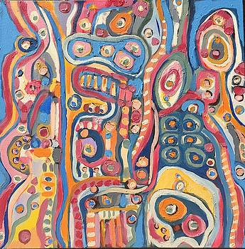 Desatado # 31 by Jeffrey Davies