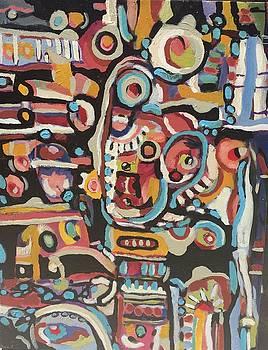Desatado # 33 by Jeffrey Davies