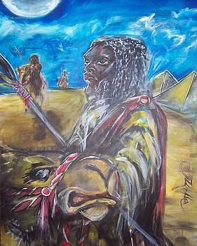 Desert dude by Christian Kolle