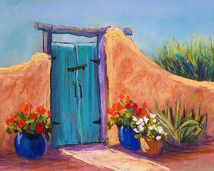 Desert Gate by Candy Mayer