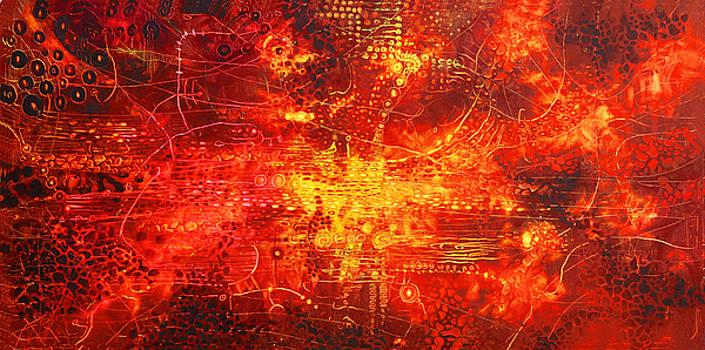 Desert Mirage by Lolita Bronzini
