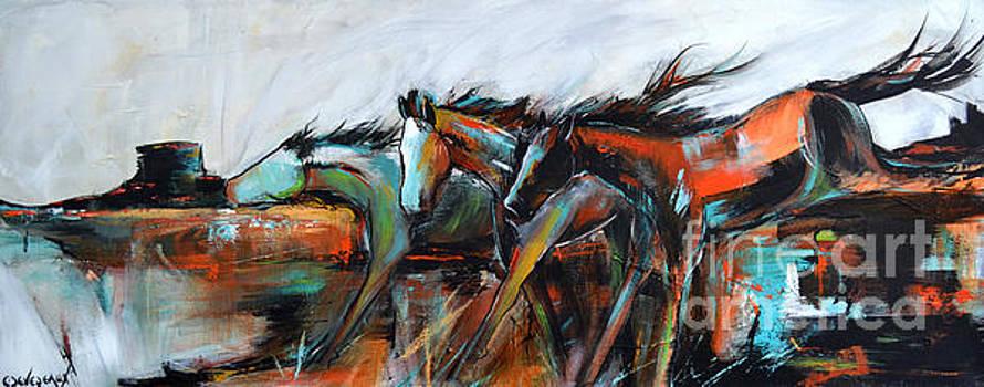 Desert Racers by Cher Devereaux
