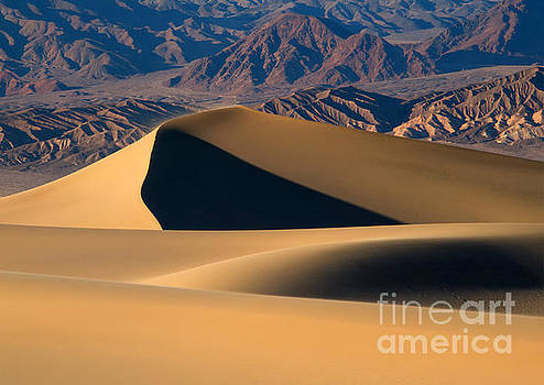 Mike Dawson - Desert Sand