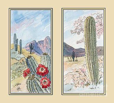 Desert Sands by Marilyn Smith