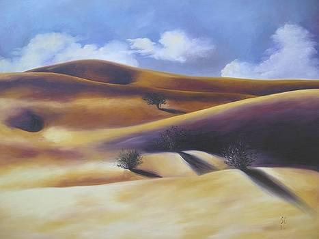 Desert 'Scape by Sherrie Cork