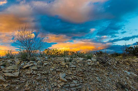Desert Skies by Bob Marquis