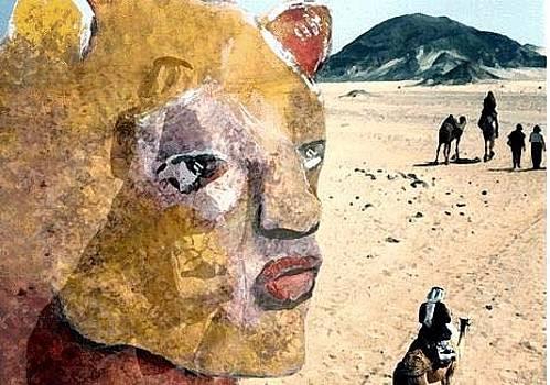 Desert Spirits by Jacob Porat