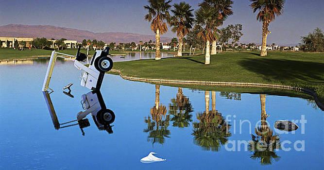 David Zanzinger - Desert Springs Golf Club