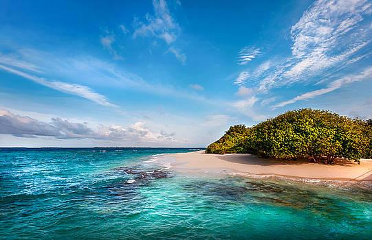 Jenny Rainbow - Deserted Maldivian Island