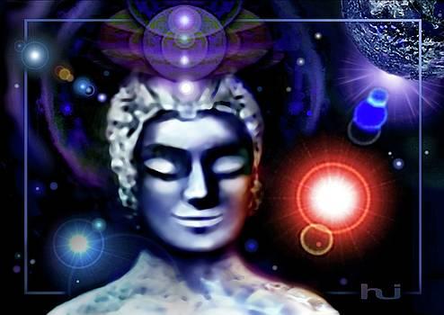 Buddha - Be At Peace by Hartmut Jager