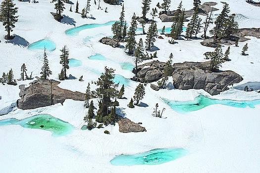 Desolation Blue Ice by Brad Scott