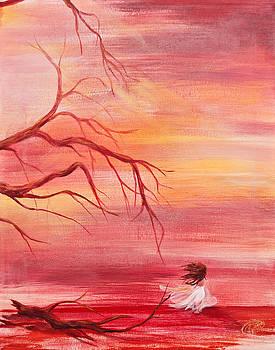 Desolation Panel 3 by Jessica Tookey
