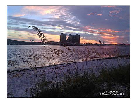 Destin FL Sunrise by Mark Olshefski