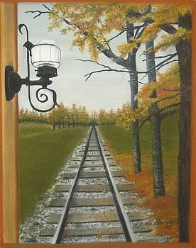 Destination by Linda Bennett