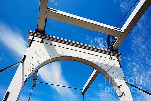 Nick  Biemans - Detail of an old Dutch bridge