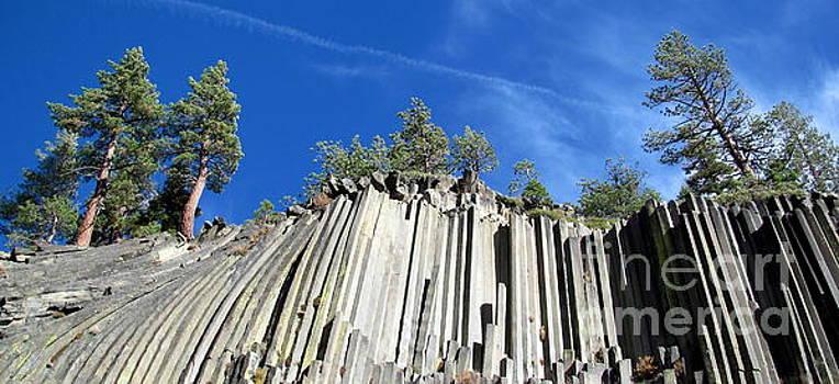 Devils Postpile National Monument by Irina Hays