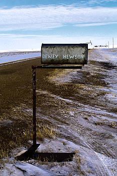Dewey Hewson by Jeff Swan