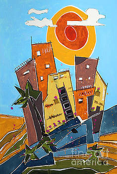 DezArt Oasis by Tim Ross