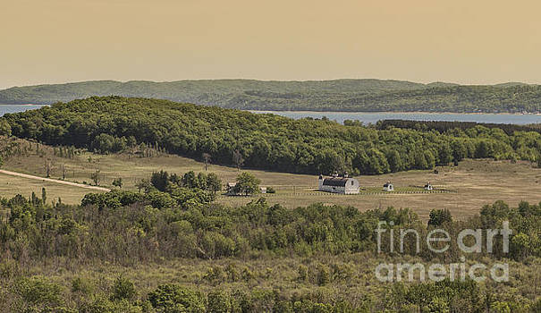 D H Day Farm - Sleeping Bear Dunes National Lakeshore by Brian Mollenkopf