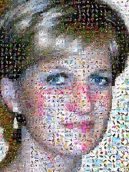 Diana Princess of Wales by Gilberto Viciedo