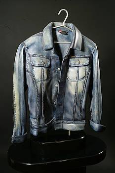 Diesel Jean Jacket by Robin Antar