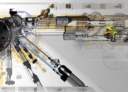 Digital 3 by Marina Fetting