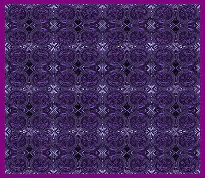 Digital Abstract Pattern by Mohammad Safavi naini