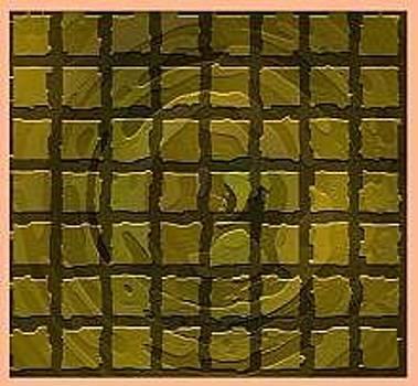 Digital Original Abstract by Mohammad Safavi naini