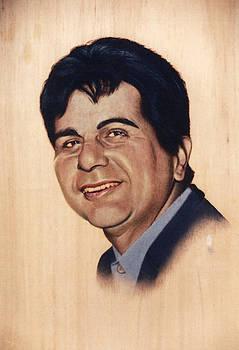 Dilip Kumar by Mohd Raza-ul Karim